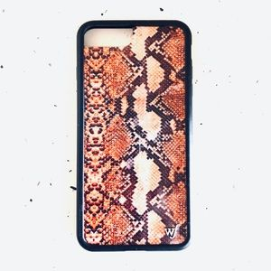 Wildflower Case for iPhone 6+,7+, or 8+.